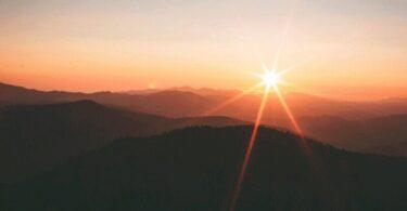 Sonne, Sonnenstunden, Sonnenschein, Berge, Natur