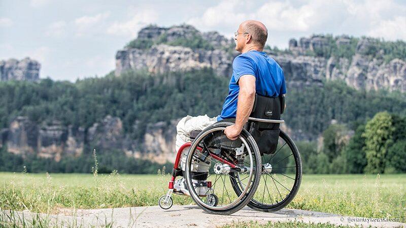 Sächsische Schweiz, barrierefrei reisen, Rollstuhl Urlaub