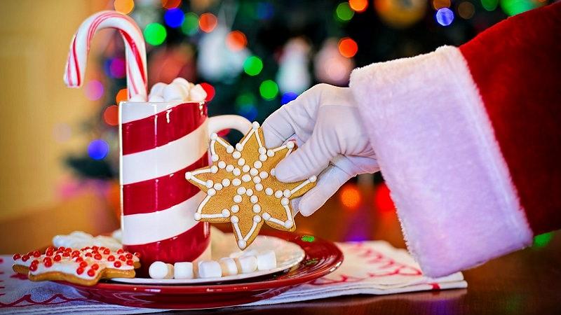 Santa Claus, Weihnachten, Weihnachtsmann, Christbaum, Weihnachtsbaum, Netflix im Dezember