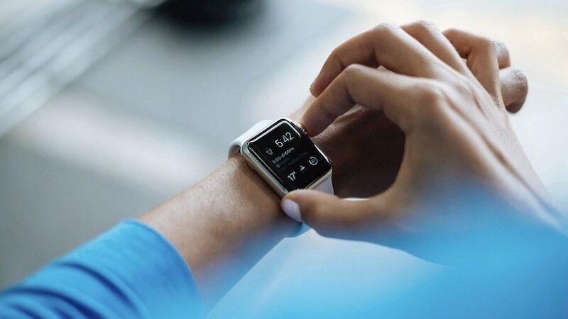 Smartphone-Aus, Wearables, Smartwach
