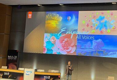 Adobe Max Creativity Tour, Kreativität, Probleme lösen
