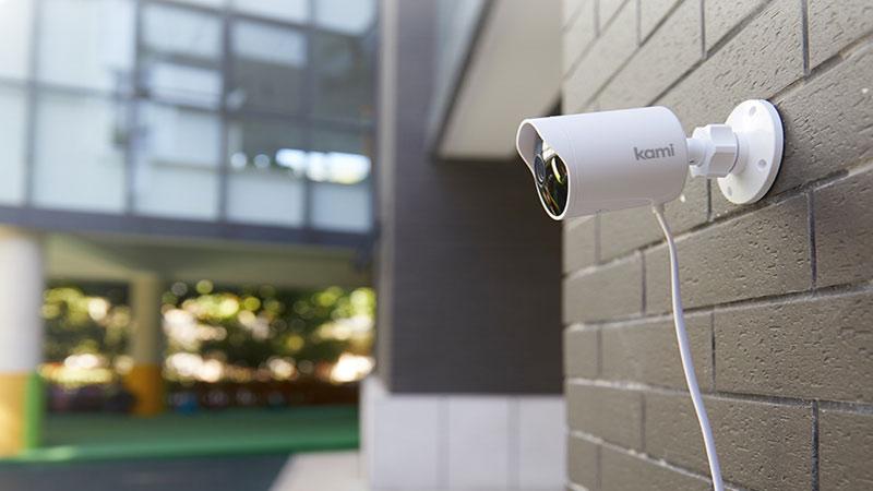 Kami: Neue Outdoor-Kamera macht das smarte Heim sicher [Anzeige]
