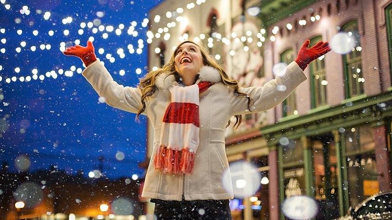 Weihnachten, Glück, glücklich, Christmas, Mitarbeiter-Benefits