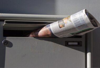Briefkastenwerbung, Offline Marketing