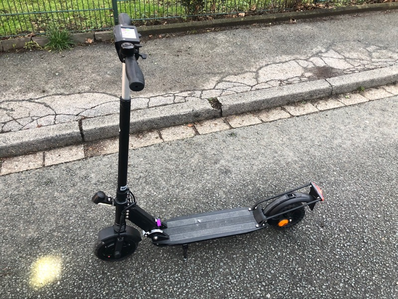 Iconbit, Kick Scooter Tracer, E-Scooter