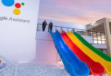 Google, Google Assistant, CES 2020