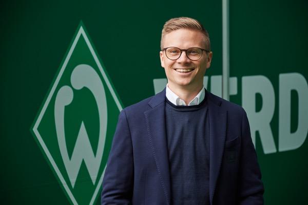 Dominik Kupilas, SV Werder Bremen, Bundesliga, Fußball, Head of Content & Digital