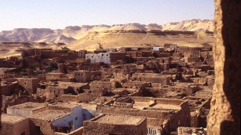 Chagra Ägypten, Wüste, Oase