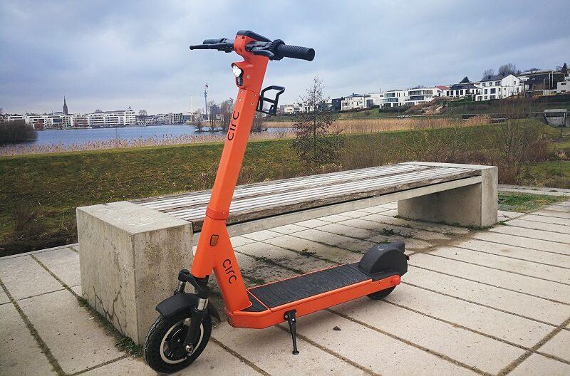 Circ E-Scooter Dortmund
