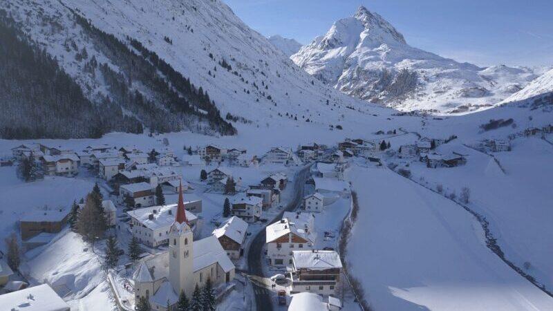 Ischgl, Schnee, Winter