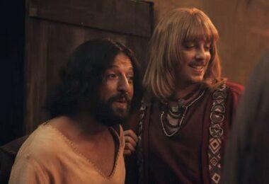 Jesus, Jesus Christus, Die erste Versuchung Christi, Netflix-Film