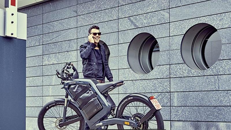 E-Bike, E-Bike Feddz, E-Mofa
