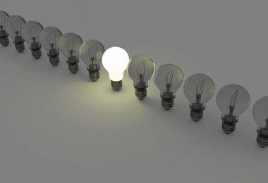 Glühbirne, Glühbirnen, Erleuchtung, Idee