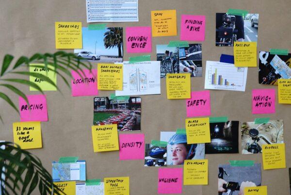 Kreativität, Arbeit, Ideen