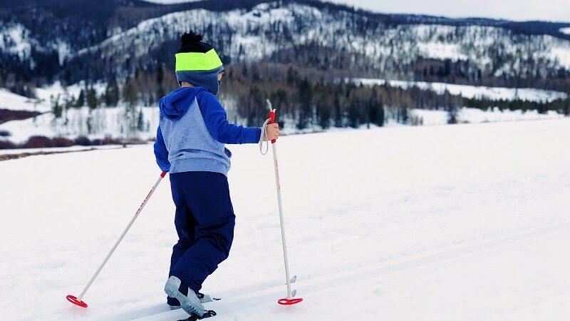 Kind, Schnee, Winter, Ski, Skiurlaub