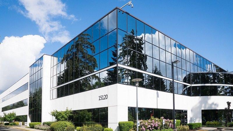 Microsoft, Büro, Bürogebäude, Office, Zentrale