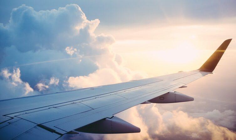 Flugzeug, Luft