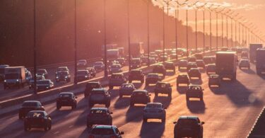 Stau, Autos, Verkehr
