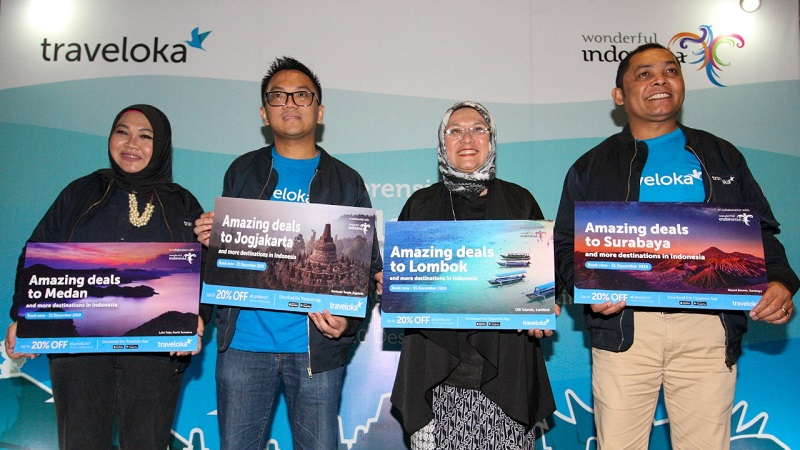 Traveloka, Indonesien, Reisen, Start-up