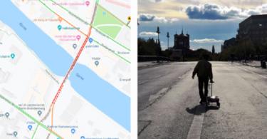 Google Maps, Simon Weckert, Kunst, Berlin, Stau