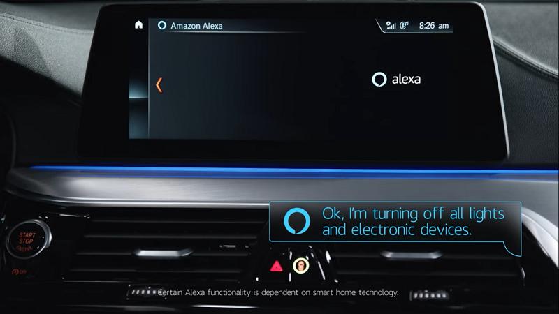 Alexa Auto, Echo Auto, Amazon, Sprachassistent
