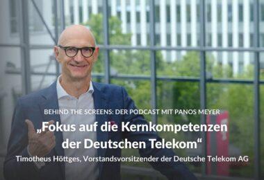 Tim Höttges, Timotheus Höttges, Deutsche Telekom
