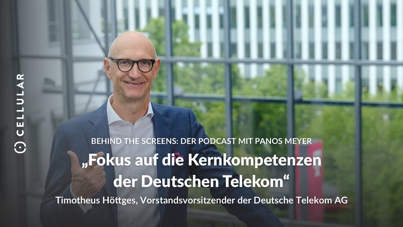 Tim Höttges, Timotheus Höttges, Deutsche Telekom