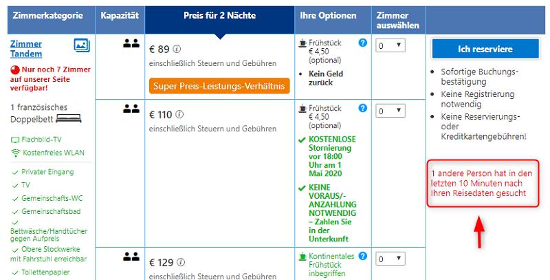 Booking.com, reisen, Reise
