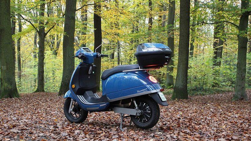 Kumpan electric, Motorroller, E-Motorroller, Roller