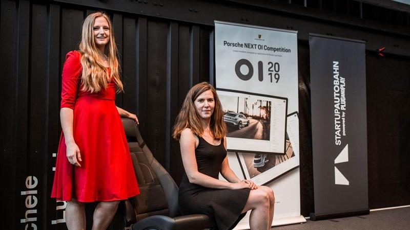 Ghost, Porsche , Porsche Next Open Innovation Challenge, Laura Bücheler, Isabella Hillmer
