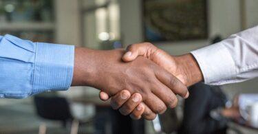 Handschlag, Händeschütteln, Händedruck