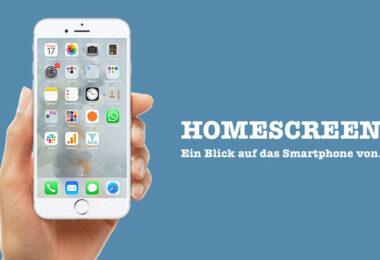 Sabine Engel, Miomente, Homescreen, iPhone, Apple. Apps