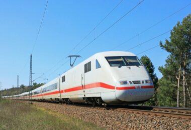 ICE 1, Bahn, Deutsche Bahn, DB, Zug