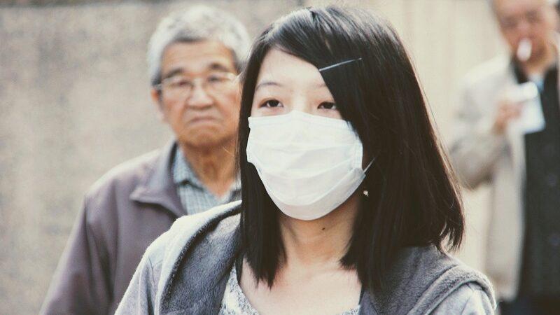 Mundschutz, Coronavirus, Maske, China