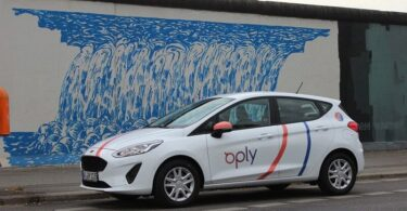 Oply Carsharing, Berlin