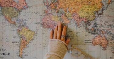 Reise, Weltkarte, Auswandern, International, Weltweit