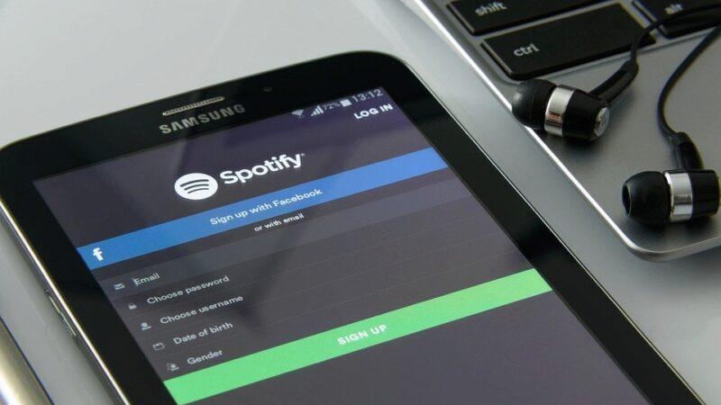 Spotify, Streaming