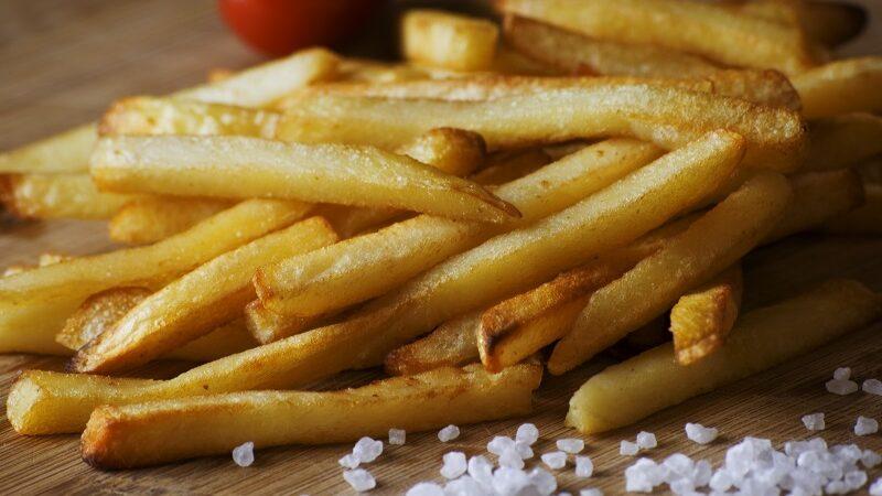 Pommes, Fritten, Pomme-Frites, Fast-Food