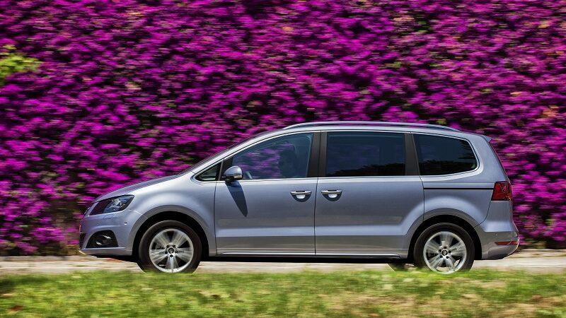 Seat Alhambra, Van, Auto