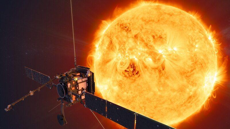 Solar Orbiter, Sonne, Raumsonde, Weltraum, Sonnensystem, ESA