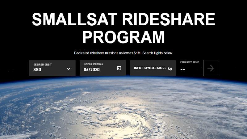 Space X Ridesharing, Raumfahrt, Weltraumtourismus, Falcon 9
