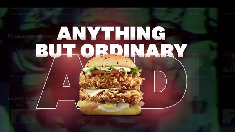 Kentucky Fried Chicken, KFC, Memac Ogilvy, Spotify Hack