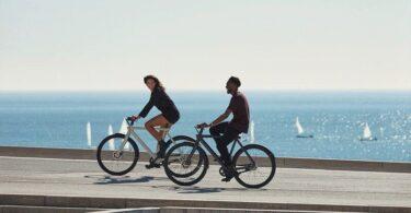 Van Moof X2 S2 E-Bikes, Fahrrad