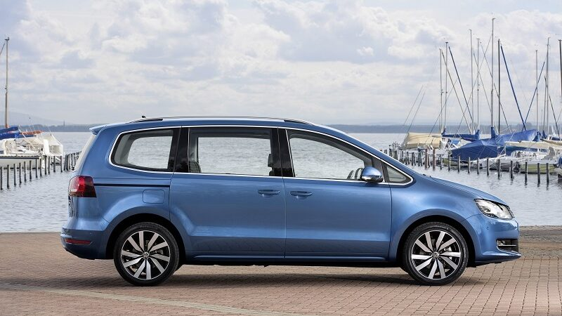 Volkswagen Sharan, Van, Familienauto, VW