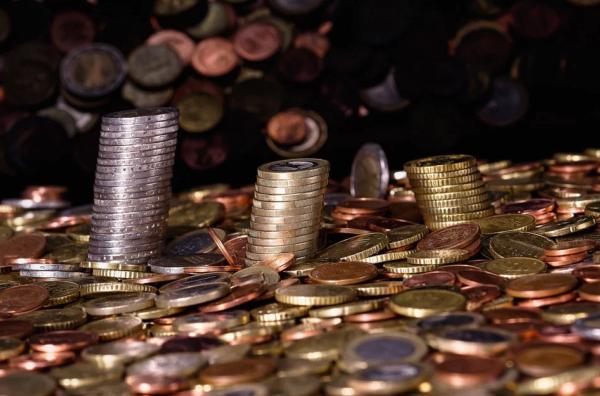Geld, Münzen