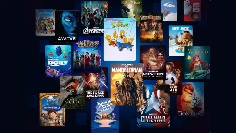 Disney Plus kostenlose Probewoche
