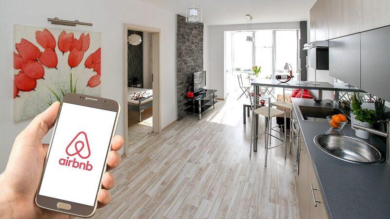 Airbnb, Ferienwohnung, Sharing Economy, App
