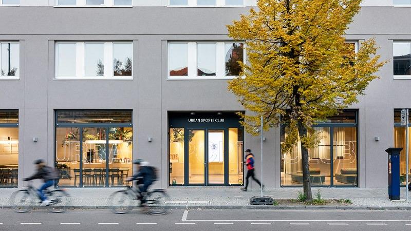 Urban Sports Club in Berlin: So sieht das neue Headquarter aus