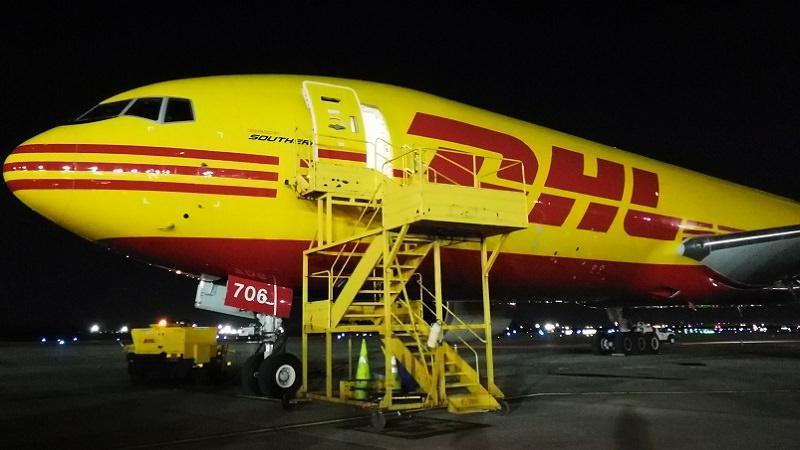 DHL in Cincinnati: Wir begleiten dein Paket auf seinem Weg zu dir