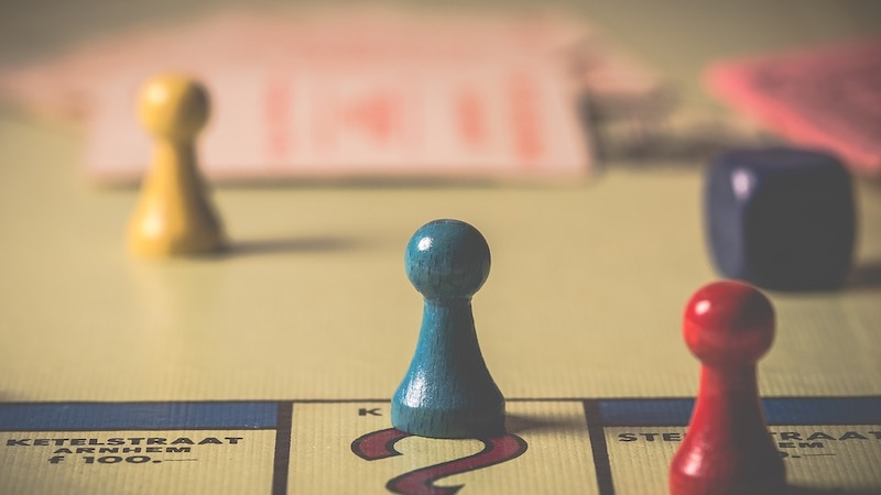 Beliebteste Gesellschaftsspiele